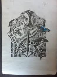 maori half sleeve tattoo design by sign868 on deviantart maori
