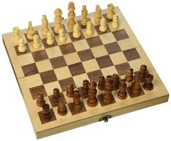 amazon com classic wood chess set toys u0026 games