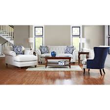 Button Tufted Sofa by Traditional Sofa With Button Tufted Back Rolled Arms And Throw