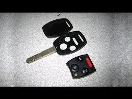 battery for 2011 honda accord honda accord replace change battery remote radio key fob