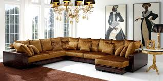 High Quality Sofa Manufacturers Living Room Living Room Furniture Leather Recliner Sectional
