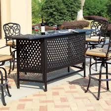 Wrought Iron Patio Furniture Used by Patio Interesting Metal Patio Table Metal Patio Table Used