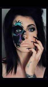 airbrush makeup for halloween 72 best makeup by kolleen images on pinterest halloween make up
