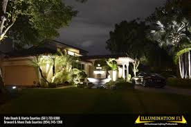 Landscape Lighting Installation - landscape lighting lantana illumination fl