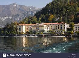 Grand Hotel On Lake Como by Grand Hotel Villa Serbelloni In Bellagio As View From The Ferry