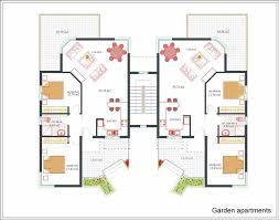 Contemporary Apartments Design Plans Floor Designs Home Plan - Apartments designs