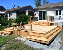 Backyard Deck Design Ideas Small Backyard Decks Patios Metropark Info