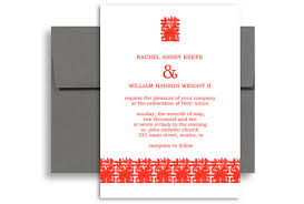 Asian Wedding Invitations Asian Chinese Design Printable Wedding Invitation 5x7 In Vertical