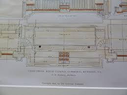 choir organ roman catholic cathedral richmond va 1906