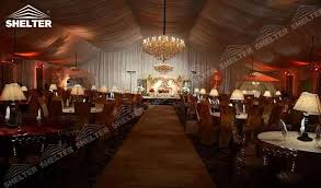 tent party marquee with luxury decorations for garden wedding sale in new delhi