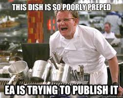 Chef Ramsy Meme - gordon ramsay know your meme
