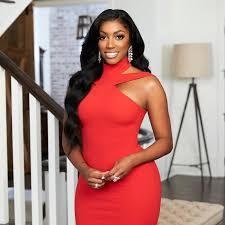 porsha hair product rhoa star porsha williams confesses she has natural hair but still
