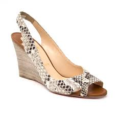 labellov christian louboutin snakeprint wedge buy and sell