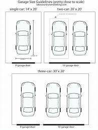 size of a three car garage best average size of a 3 car garage model asyfreedomwalk com