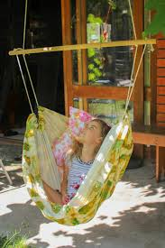 Bedroom Swings Diy Kids Hammock Chair For The Kid Pinterest Kids Hammock