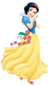 snow white free png transparent image and clipart