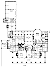 plantation floor plans house plan 66446 at familyhomeplans
