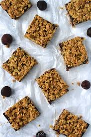 Oatmeal Toppings Bar Cherry Oatmeal Bars Refined Sugar Free And Gluten Free Not
