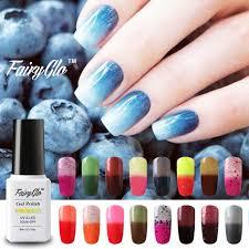 amazon com fairy glo pick any 10 colors gel nail polish soak