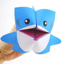 Paper Crafts - shark week shark crafts hey let s make stuff