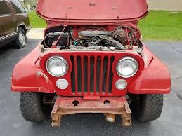 vintage jeep scrambler 1983 jeep scrambler cj8 fire fighter