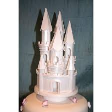 cinderella castle cake topper fairytale castle fairytale castle wedding cake creative ideas