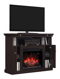 amazon com classicflame 23de9047 pc81 windsor tv stand for tvs up
