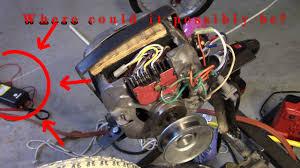 diy washing machine motor wiring youtube