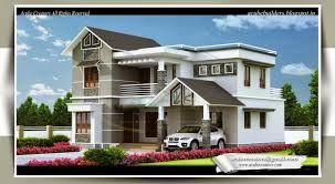 contemporary style kerala home design home designers