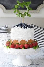 Watermelon Cake Decorating Ideas Watermelon Cake For National Watermelon Day Nesting With Grace