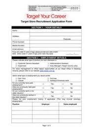 job application for target pdf online resume graphic design