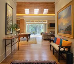 contemporary foyer ideas entry contemporary with wood molding