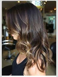 does hair look like ombre when highlights growing out 13 best hair styles ombré images on pinterest strands clothing