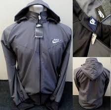 Jual Jaket Nike Parasut jual jaket nike parasut abu polos murah