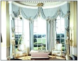 Curtains For Windows With Arches Partial Arched Window Treatments Ideas Cabinet Hardware Room Arch