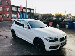 white bmw 1 series sport bmw 1 series used cars for sale on auto trader uk