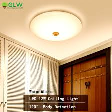 aliexpress com buy glw 12w 18w pir motion sensor led ceiling