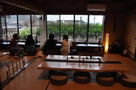 Japanese Temple Interior A Zen Experience At Temple Cafe Yamaguchi Stouchi Finder