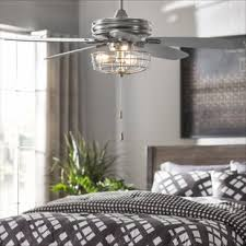 bedroom ceiling fans with lights ceiling fans you ll love