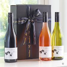 wine delivery gift uk gift delivery wine trio gift box isle of wight flowers