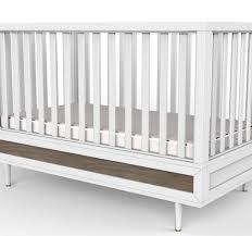 Convertible Cribs White Eero 4n1 Convertible Crib White Walnut Baby Cribs