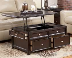 Pull Out Table Pull Out Coffee Table Popular Rustic Coffee Table On Round Glass