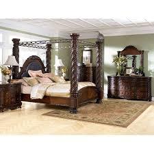 North Shore Canopy Bedroom Set Millennium FurniturePick - Amazing north shore bedroom set property