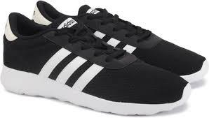 adidas cloudfoam lite racer adidas neo lite racer running shoes for men buy cblack ftwwht