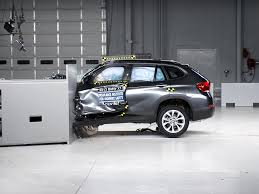 2013 bmw x3 safety rating 2013 bmw x1 driver side small overlap iihs crash test