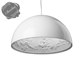 modern interior design skygarden flos lamp