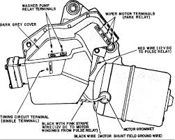windshield wiper wiring diagram chevy chevrolet wiring diagram
