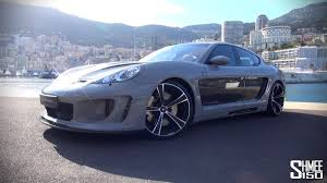 ugly porsche gemballa mistrale 744hp panamera tour revs and drive youtube