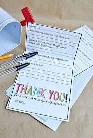 printable appreciation gift card ideas thirty handmade days