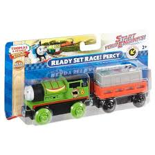 fisher price thomas friends wooden railway ready race